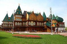 Удивительный дворец в Коломенском - Путешествуем вместе