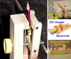 Vises are EXPENSIVE!If you're a beginner, You probably know that tools (and especially power tools) are really expensive.Why should you buy a vise, When you can m...