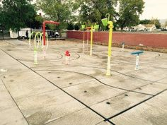 Commercial Splash Pad Gallery