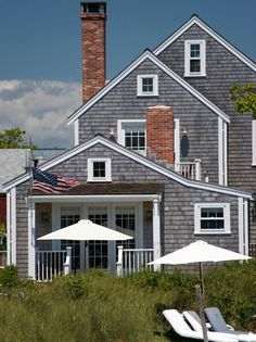 Beach Houses on Pinterest | Beach Cottages, Nantucket and Beach Homes