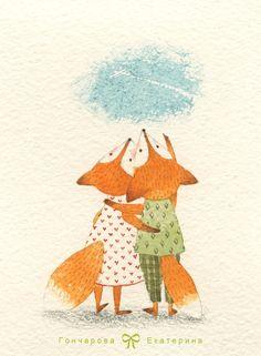 Просмотреть иллюстрацию давай улетим из сообщества русскоязычных художников автора Катя Гончарова в стилях: Графика, Книжная графика, нарисованная техниками: Акварель.