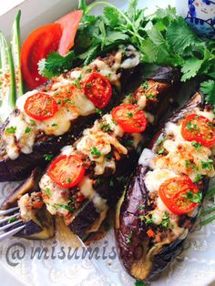 Middle East Food, Middle Eastern Recipes, Cafe Food, Food Menu, Sushi Recipes, Asian Recipes, Fun Cooking, Cooking Recipes, Eggplant Recipes