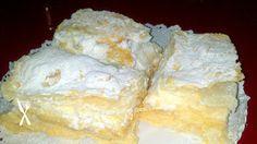 Paqui Jimenez y sus dulces creaciones: Milhojas rellenas de crema y merengue