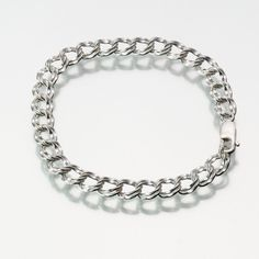7.5 Inch Double Link Bracelet Cremation Jewelry