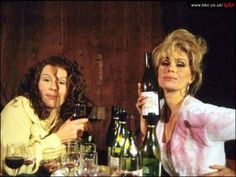 """France"", one of my favourite AbFab episodes. Can't wait for the new shows."