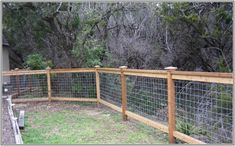 Cattle Panel Fence Wood                                                                                                                                                     More