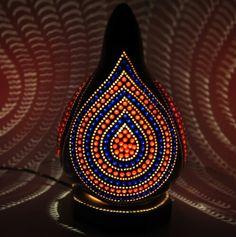 Turkei Gourd lamp
