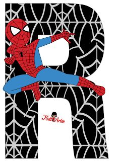 Alfabeto de Spiderman con Fondo Negro. Superman Birthday Party, 3rd Birthday Parties, Meme Party, Spiderman Theme, Superhero Classroom, Girl Themes, Printable Banner, Letters And Numbers, Banner Letters