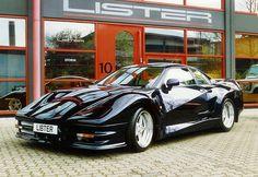 Lister Storm V12, 1993.