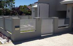 Aluminium Slat Privacy Screens Landscape Design Brisbane