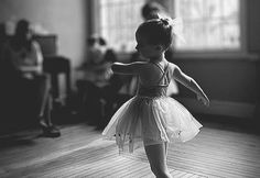 Precious little dancer.