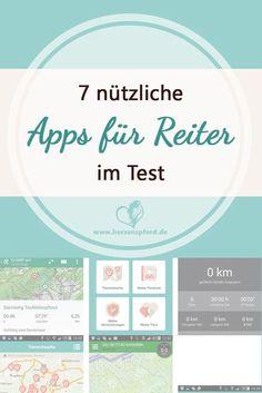 7 Apps für Reiter im Test - inklusive Empfehlungen