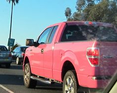 Pink Ford F150....freakin awesome#Repin By:Pinterest++ for iPad#