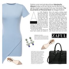 """www.zaful.com/?lkid=7493 (78)"" by nejra-l ❤ liked on Polyvore featuring Anja, women's clothing, women, female, woman, misses and juniors"