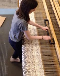 Instagram video at True North Textiles