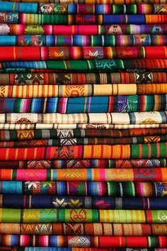Artesan Market   Otavalo  by Mocy