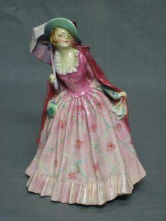 A Royal Doulton figure - Mirabel HN1744 £125-175