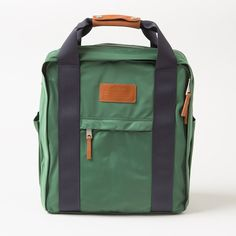 46008333d0e4 Jack Spade Men s Nylon Backpack (Pilot) Lift Pack in Green - NWT