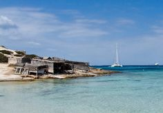 Platja de Ses salines. Eivissa Ibiza Island, Ibiza Formentera, Paradise, Spain, Beach, Places, Water, Travel, Outdoor
