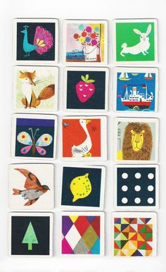 vintage memory cards!