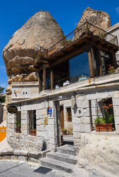 The Divan Cave House hotel - Cappadocia, Turkey