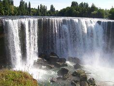Laja Fall - Chile