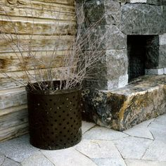 Colorado Ranch   Rhodes Architectural Stone - Cladding, paving stones, stone wall, stone tile, and more building materials. materiality