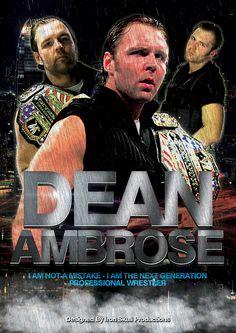892 Best Dean Ambrose Images Dean Ogorman Lucha Libre