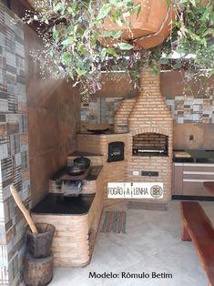 Outdoor Kitchen Design, Rustic Kitchen, Outdoor Rooms, Outdoor Living, Door Design, House Design, Dirty Kitchen, House Essentials, Forest Cabin