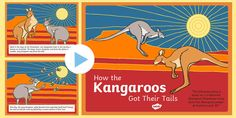 Aboriginal Dreaming Stories - How the Kangaroos Got Their Tails PowerPoint Primary Resources, Teaching Resources, Teaching Science, Social Science, Great Powerpoint Presentations, Aboriginal Dreamtime, Anzac Day, Australian Curriculum, Kangaroos