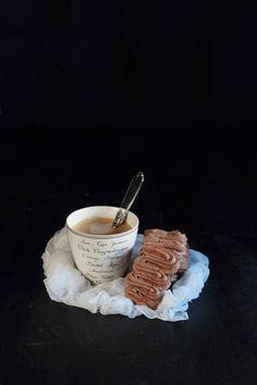 Cookies de castañas y chocolate de Dan Lepard - Fabsfood