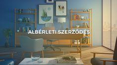 Albérleti szerződés minta 2018: védje magát megfelelő lakásbérleti szerződés megkötésével 2018-ban! Shelving, The Unit, Home Decor, Shelves, Decoration Home, Room Decor, Shelving Units, Home Interior Design, Shelf