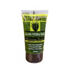 150ml Ultra Soothe Aloe Vera After Sun Gel. An after sun moisturiser that prevents dry skin. Get one now at Livshop!   http://www.livshop.com.au/product/MXBLKAS125/ultra-soothe-aloe-vera-after-sun-gel-150ml/