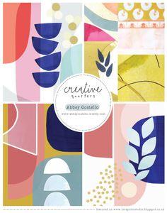 love print studio blog: Creative Quarters...Abbey Costello