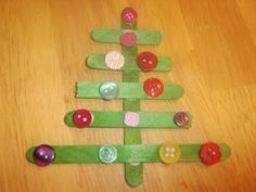 popsicle stick tree by katie