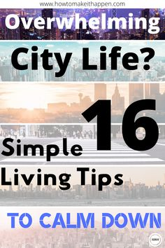 16 Simple Living Tips To Calm Down Simple life in the city: 16 tips to help you fight city life stress. Living a simpler life is possible, and it will help you stop feeling overwhelmed. Feeling Exhausted, Feeling Overwhelmed, Feeling Happy, How Are You Feeling, Meditation Methods, Meditation Practices, Attitude Of Gratitude, Self Confidence, How To Better Yourself