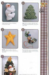 Album Archive - Muñequeria Country No. Christmas Crafts, Christmas Ornaments, Felt Ornaments, Country, Snowman, Lily, Album, Dolls, Holiday Decor