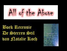 Flashback 13 - Boek Recensie De Sterren Stil van Natalie Koch