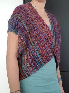 319 Besten Echarpe Tricot Bilder Auf Pinterest Knit Shawls