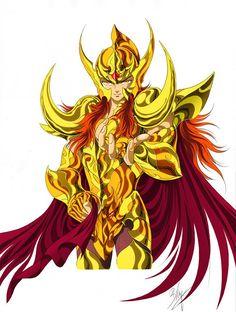 Fanfic : first gold saints melkabah de aries