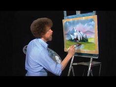 Bob Ross - Triple View (Season 10 Episode 11) - YouTube