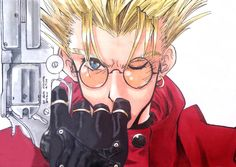 Vash the Stampede by KCMPssj