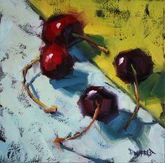 Cherry Season in Oregon -- Cathleen Rehfeld