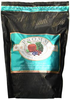 Fromm FourStar Salmon Tunalini Dog Food 4 lb -- You can get additional details at the image link.