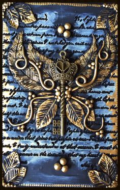 Meerkat Crafts - Handmade Polymer Clay Journal Covers