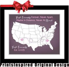 gifts for faraway friends