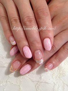 natural and cute, nails