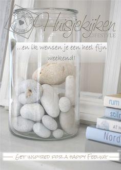 De Huisjekijken Weekendgroet!