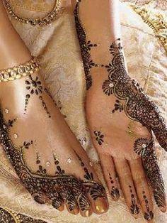 Le tatouage au henné, comment ça marche?