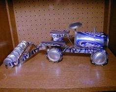 how to make a soda can airplane - Google Search